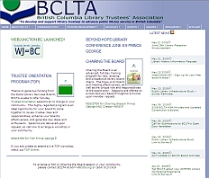 BC Library Trustees' Association